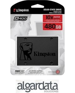 HD SSD Kingston 480Gb Sata III 2.5