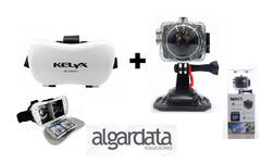 Camara Video Kelyx KL360 1080P + VR Box 501