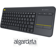 Teclado y Mouse Logitech K400 Plus Wireless Touch - comprar online