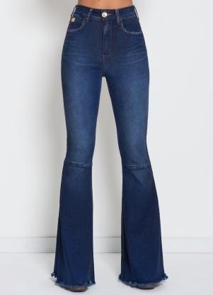 955afaae0bb06 Calça jeans flare colcci - Ana Cláudia Boutique