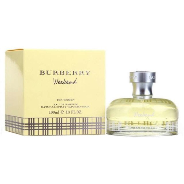 Perfume Burberry Weekend Eau de Parfum - 100ml