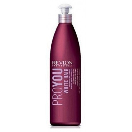 Shampoo Revlon Professional ProYou White Hair - 350 ml