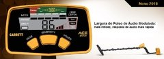 Box do detector ACE 200i