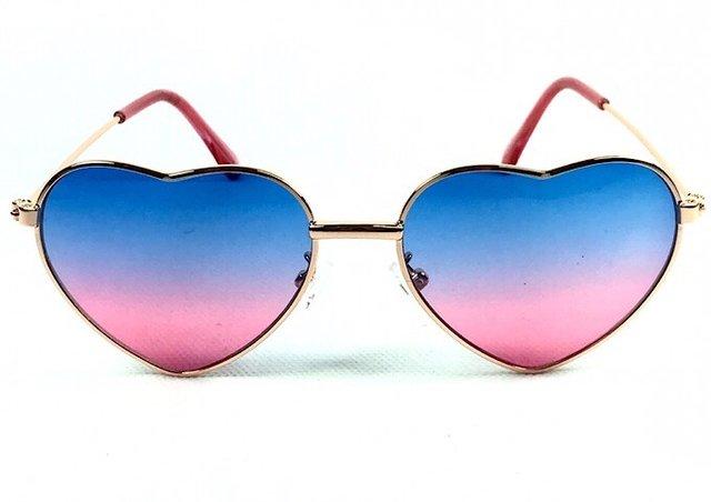 Óculos Coração Azul - Comprar em Óculos Marinos 07a0e1e2da