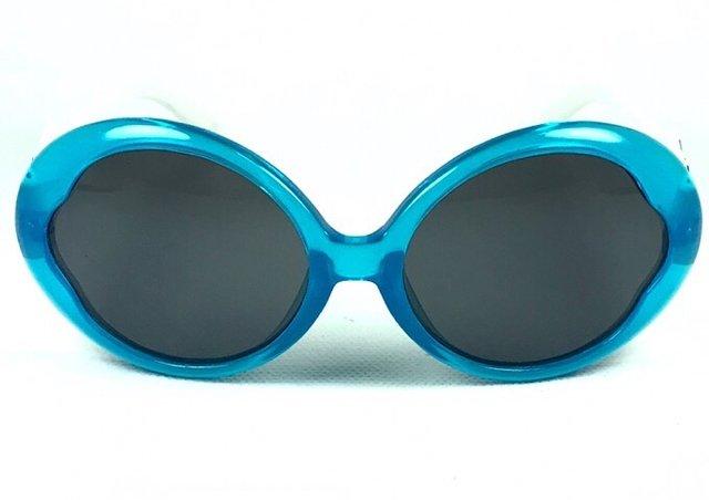 ebc4606099e41 Óculos Redondo Azul Chic - Comprar em Óculos Marinos