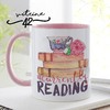 Caneca - Currently Reading
