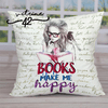 Almofada - Books make my Happy - comprar online