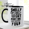 Caneca - Friends - Smelly Cat - comprar online