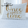 Capa Travesseiro - Once upon a time - comprar online