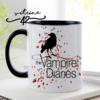 Caneca - The Vampire Diaries - comprar online