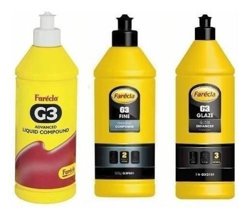 Farecla G3 Pro Cuerpo Preparación Para El Arcilla Manopla