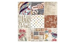 Mosaico De Ceramica Deco Collage Mix Piu 30x30