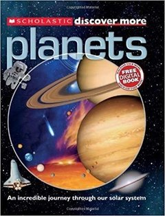 Scholastic Discover More: Planets (Uk)