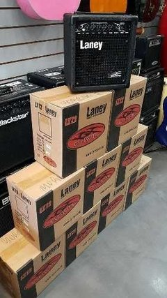 Amplificador De Guitarra Laney Lx12 C/ Distorsion 2 Entradas - comprar online