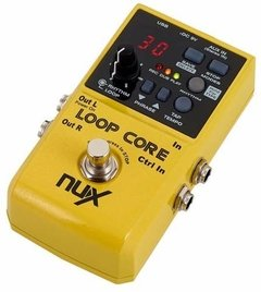 Pedal Nux Loop Core Looper True By Pass