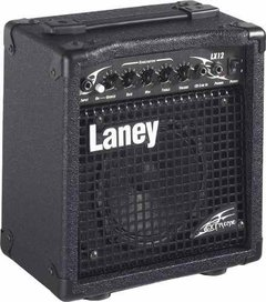 Amplificador De Guitarra Laney Lx12 C/ Distorsion 2 Entradas