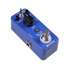Pedal De Efecto Mooer Solo Distorsion Excelente Mira Video! - comprar online