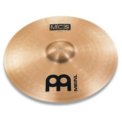 Platillo Meinl Mcs Crash 16   Rock Pop Y Mas Nuevos En Stock - comprar online