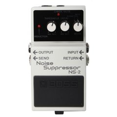 Pedal Boss Noise Suppressor Ns2 Reductor De Ruidos - comprar online
