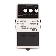 Pedal Boss Noise Suppressor Ns2 Reductor De Ruidos