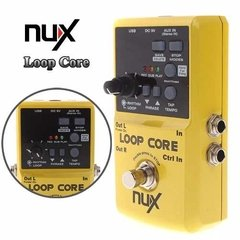 Pedal Nux Loop Core Looper True By Pass en internet