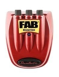 Pedal De Efecto Fab Danelectro Distorsion en internet
