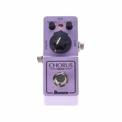 Pedal De Efecto Ibanez Cs Mini Chorus True By Pass Japon en internet