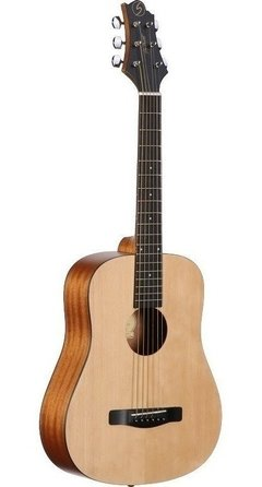 Guitarra Acustica Samick Gd-50mini Traveler Open Pore