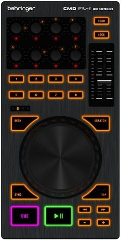 Controlador Behringer Cmd Pl-1 Para Dj Midi Plug And Play en internet