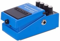 Pedal De Efecto Boss Cs-3 Copression Sustainer Para Guitarra - La Rockola