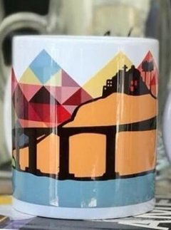 CANECA A TRAVESSIA COLOR