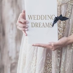 Wedding Dreams libreta