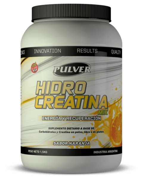 Hidrocreatina Mix Pulver