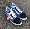 VANS OLD SKOOL AZUL JEANS