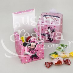 Bolsita cubo Minnie