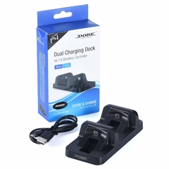 DUAL CHARGING DOCK DOBE PARA PS4