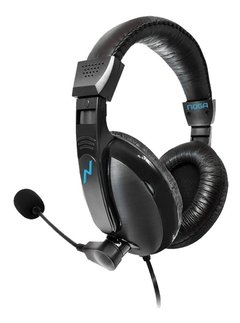 Auricular Headset Noganet St-1688 Pc-ps4