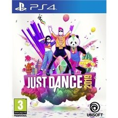 Juego JUST DANCE 2019