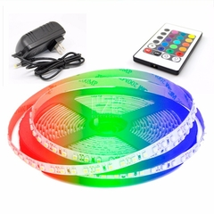 TIRA LED RGB CON CONTROL MP02285