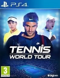 Juego TENNIS WORLD TOUR