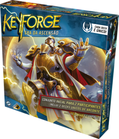 KeyForge Era da Ascensao (Starter Set)