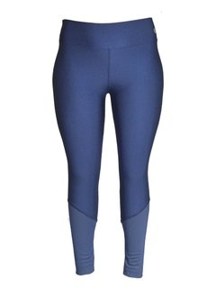 Calça Legging Plus Size Speed Wave Midnight