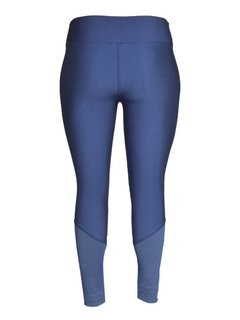 Calça Legging Plus Size Speed Wave Midnight - comprar online