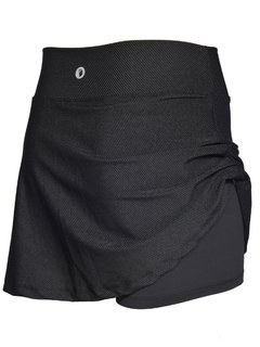 Shorts Saia Plus Size Speed Netz Preto - comprar online