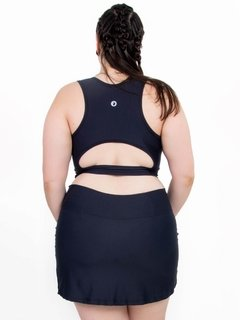 Short Saia Plus Size Light Emana Reflect - comprar online