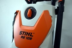 Hidrolavadora Stihl RE 109 110 bar 1,7 kW - Industrialagos