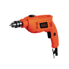 "Taladro percutor Black Decker  TB550 de 3/8""(10 mm)"
