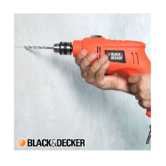 "Taladro percutor Black Decker  TB550 de 3/8""(10 mm) en internet"