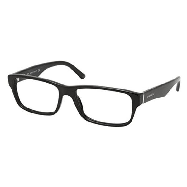 c5fa87985 Óculos de Grau Prada PR16MVA 1AB1O1 - Indie Óticas