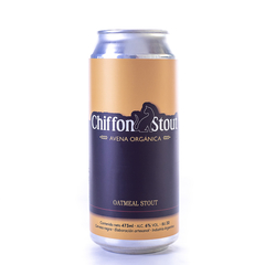 Chiffon Outmeal Stout Lata 500ml